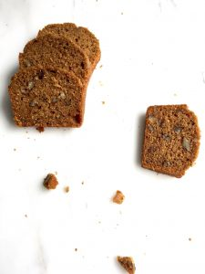 Pumpkin-Olive Oil Bread with Spelt by Maria Speck