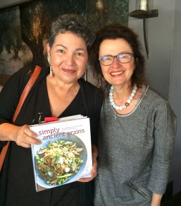 Community Grains with the one and only Alice Medrich, Oakland