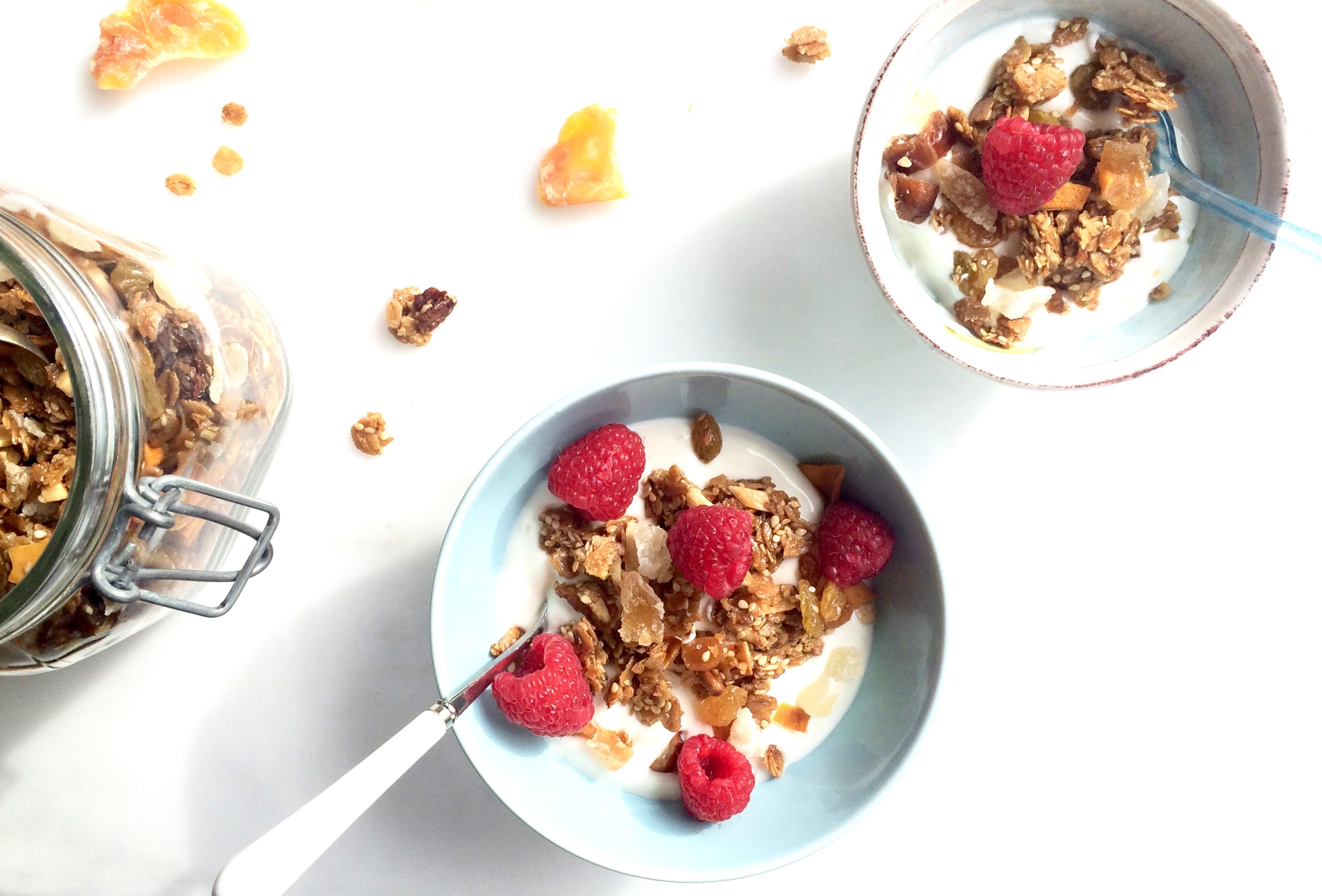 Tropical Granola by Maria Speck